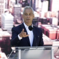 Former Chicago Mayor Rahm Emanuel's confirmation by the U.S. Senate as new U.S. ambassador to Japan may be delayed. | BLOOMBERG