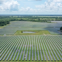 The Impact solar facility in Deport, Texas | REUTERS
