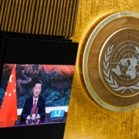 In climate pledge, Xi says China will not build new coal-fired power projects abroad