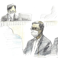 The trial of a yakuza boss ends with a death sentence … and a threat