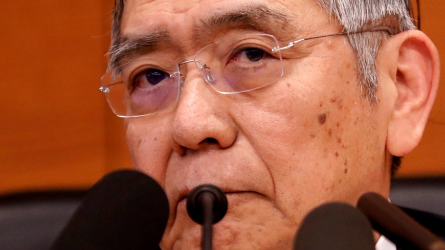 BOJ keeps policy steady, offering bleaker view on exports and output