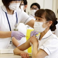 Japan prepares booster shots amid worries over waning vaccine efficacy