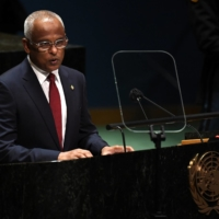 'Death sentence': Low-lying nations implore faster action on climate at U.N.