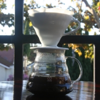 Although some upfront math is required, Tetsu Kasuya's 4:6 Method for brewing V60 pour-over coffee lets you adjust the drink's sweetness and strength.   ANDY VAN HEUIT