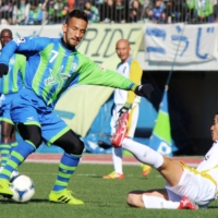 Retired midfielder Hidetoshi Nakata is arguably Bellmare's best-known export, having left the club to join Italy's Perugia in 1998. | KYODO