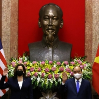 Japan, the U.S. and Vietnam not on same page with China