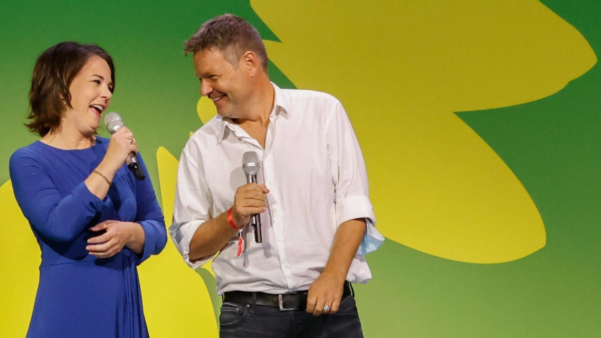 Greens face dashed hopes, new leverage in German vote aftermath