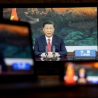 China's humbled tech tycoons pledge allegiance to Xi's vision
