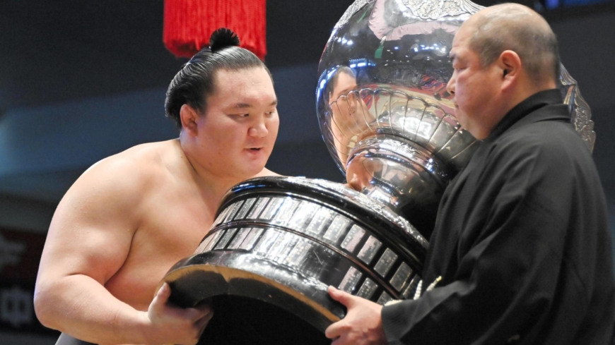 Hakuho leaves unmatchable legacy after 20 years of dominance