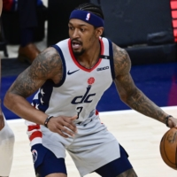 Wizards guard Bradley Beal does not intend to get the COVID-19 vaccine. | USA TODAY / VIA REUTERS