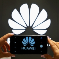 Huawei faces wire fraud, bank fraud and conspiracy charges that included Meng Wanzhou.  | REUTERS