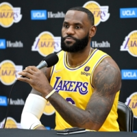 Lakers star LeBron James says he received the COVID-19 vaccine after initial scepticism. | USA TODAY / VIA REUTERS