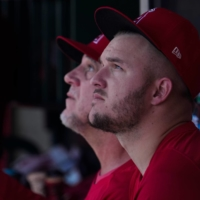 Angels star Mike Trout has only played in three playoff games despite being widely considered the best player in the game. | USA TODAY / VIA REUTERS
