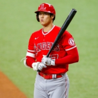 Shohei Ohtani is the favorite to win AL MVP, but the Angels will miss the playoff this season.  | USA TODAY / VIA REUTERS
