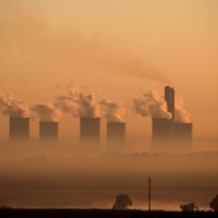 Steam rises from a coal-fired power station near Sasolburg, South Africa. As various pressures accelerate the move away from fossil fuels, many investors are reconsidering owning such assets. | REUTERS