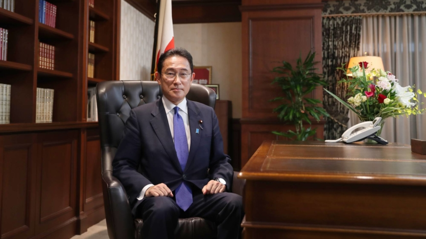 Kishida looks to dissolve Lower House on Oct. 14 ahead of general election