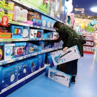 Unlike past festive holiday seasons, when retailers had to tempt people to spend with bargains and deals, this year demand won't be an issue. It's filling the shelves that will be the big challenge. | REUTERS
