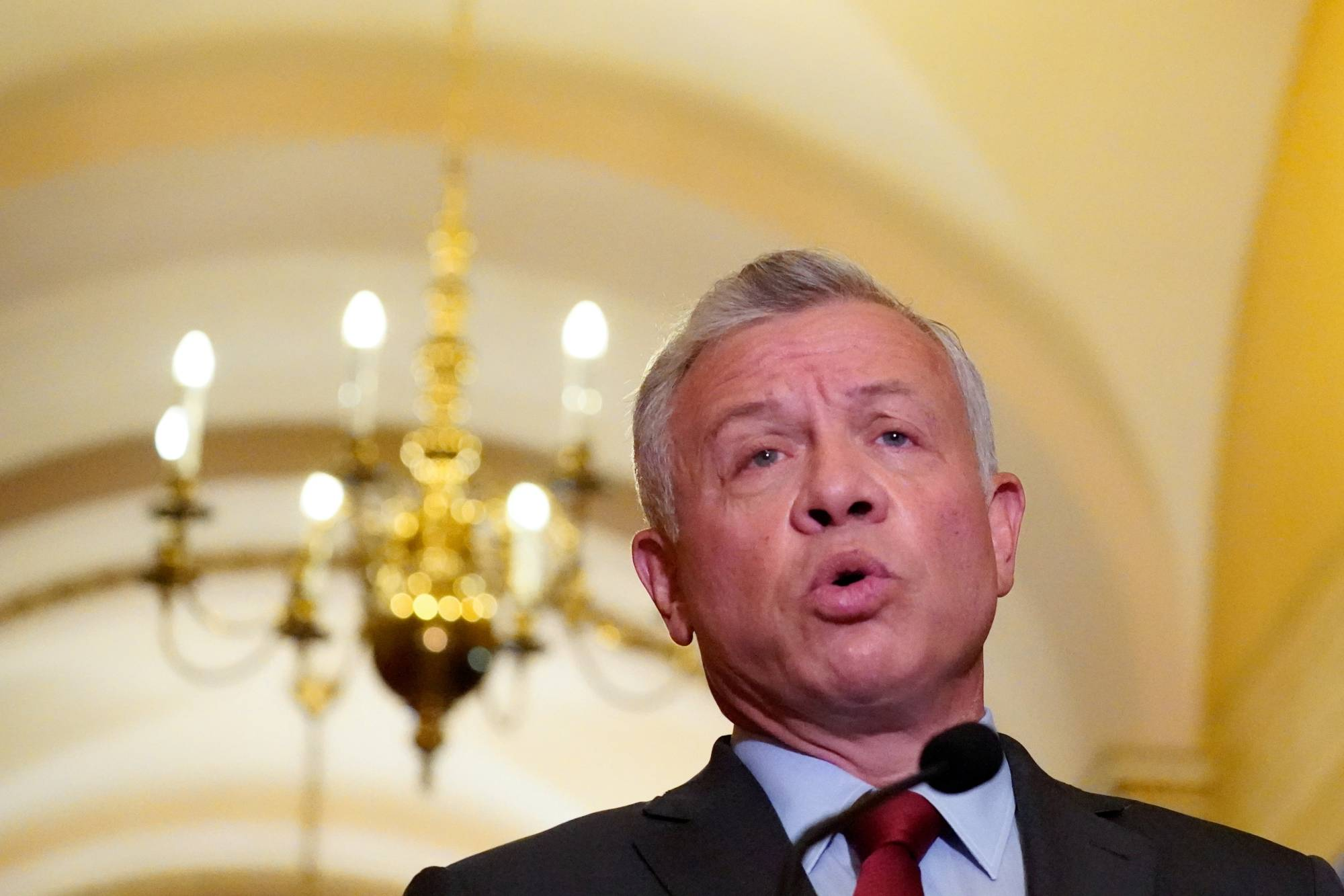 The Pandora Papers expose how Jordan's King Abdullah II created a network of offshore companies and tax havens to amass a $100 million property empire from Malibu, California, to Washington and London. | REUTERS