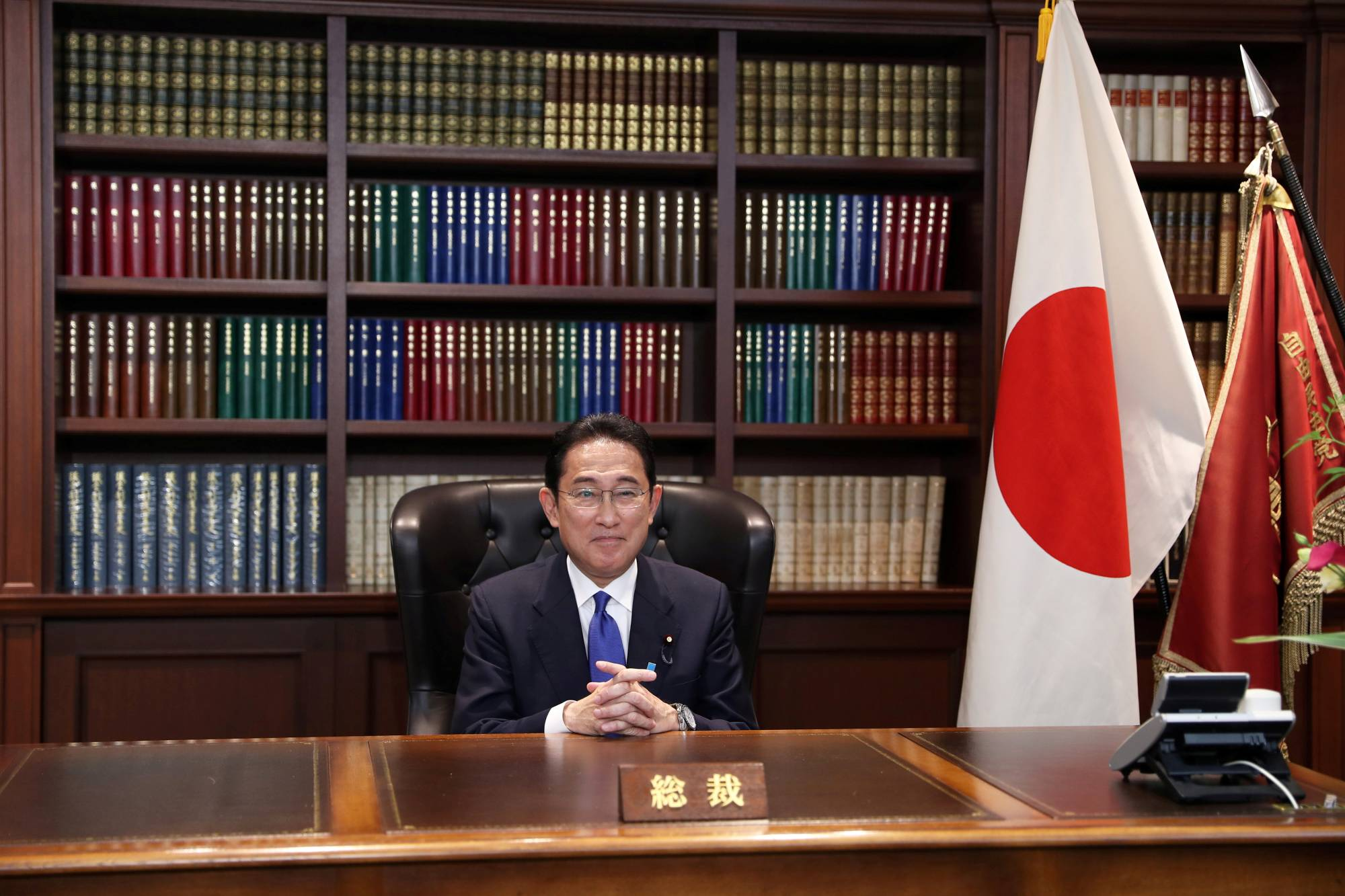 , Challenges await as Kishida takes reins as Japan's prime minister, The World Live Breaking News Coverage & Updates IN ENGLISH