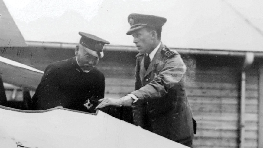 The British spy behind the rise in Japan's naval air power leading up to World War II
