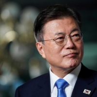 South Korea elects a new president in March, and time is running out for President Moon Jae-in to make good on one of his core pledges to bring the two Koreas closer to peace. | REUTERS