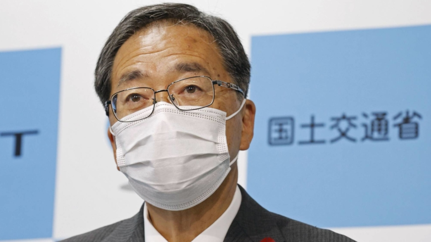 Japan's new tourism minister considers restart of troubled 'Go To Travel' campaign
