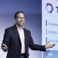 James Kuffner's mandate as Toyota Motor Corp.'s chief digital officer is to keep the world's No. 1 automaker on top as cars become more like computers. | BLOOMBERG