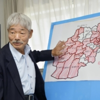 Japanese physician Tetsu Nakamura worked for years to bring medical aid and irrigation to the people of Afghanistan, before he was killed in a shooting in the country in 2019. | KYODO