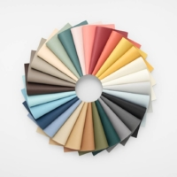 The names for Haku's 28 shades, which riff on Japan's traditional colors, have roots in nature, poetry and other art forms.   COURTESY OF KVADRAT