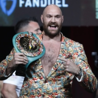 Tyson Fury has promised to defeat Deontay Wilder for a third time when they meet for Fury's WBC heavyweight title on Saturday.   REUTERS