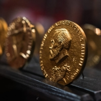 The 2021 Nobel Prize in literature will be announced at 8 p.m. Japan time on Thursday.    AFP-JIJI
