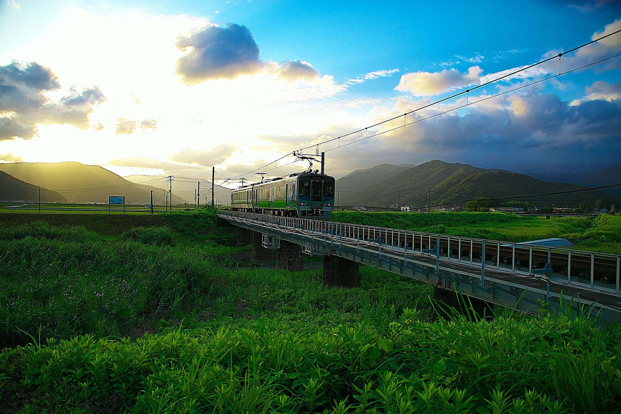 Japanese Communist Party lawmaker and avowed railway enthusiast Taku Yamazoe was warned by local police after he trespassed briefly on some rural railroad tracks. Ten months later, the incident was brought back into the spotlight by prosecutors, other politicians and the press.   GETTY IMAGES