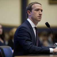 Facebook CEO Mark Zuckerberg testifies on Capitol Hill in Washington in 2019.  | ERIC THAYER / THE NEW YORK TIMES