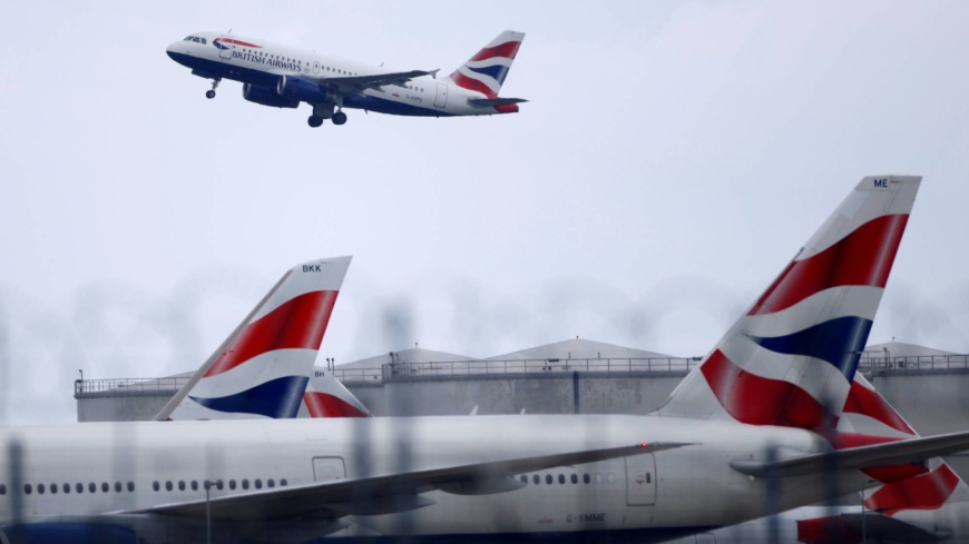 , Corporate business travel carbon budgets loom for airlines, The World Live Breaking News Coverage & Updates IN ENGLISH