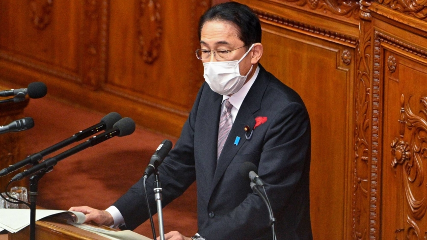 Opposition presses Kishida on COVID-19 and economic policy in Diet questioning