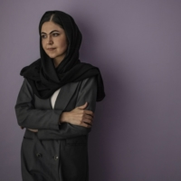 Samira Khairkhwa, 25, in Kabul. As the Taliban pressed their relentless advance over the summer, Khairkhwa began to have nightmares. 'I dreamed that the Taliban came to our office and our house,' she said.    VICTOR J. BLUE / THE NEW YORK TIMES