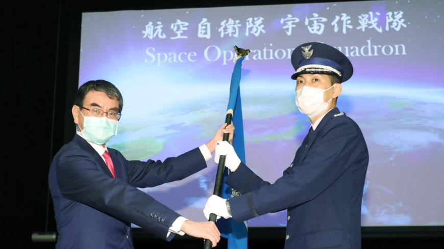 Japan looks at building unmanned space patrol ship