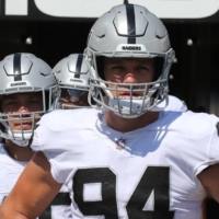 Carl Nassib returns to Raiders after taking personal day