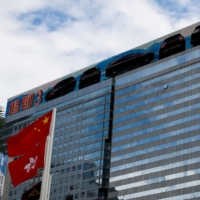 Down is still up for foreign investors piling into China