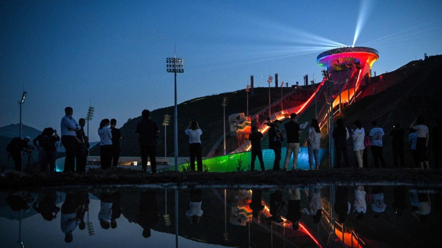 Beijing Games competitors to face daily COVID-19 tests in closed loop